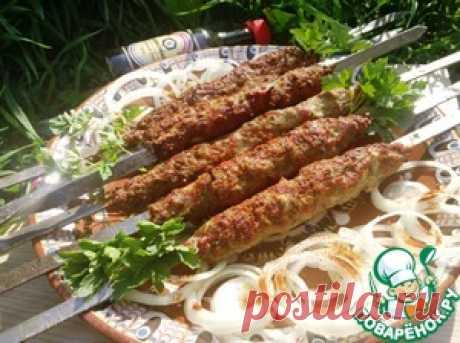 Шашлык по-туркменски - кулинарный рецепт