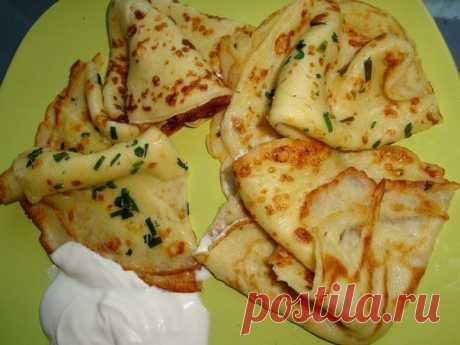 Thin potato pancakes - It you did not try yet!