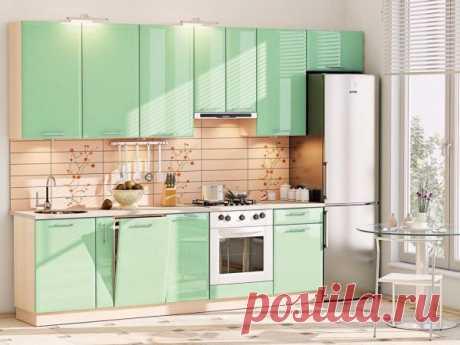 Самые популярные цвета для кухонного гарнитура