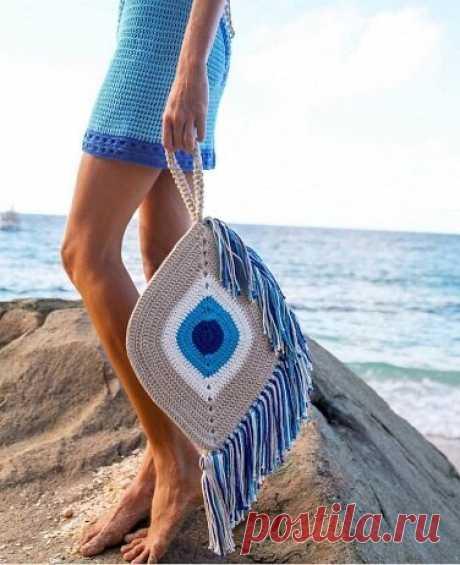 Летние вязаные сумки. И Бохо, и Классика, и чего хочешь. Красотища | Вертолет на пенсии | Яндекс Дзен