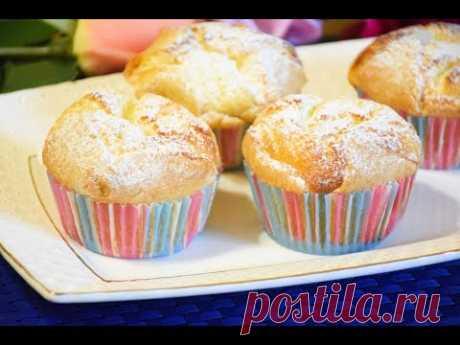 Нежнейшие Пирожные из Творога ✧ Вкусное Лакомство к чаю | Страна Мастеров