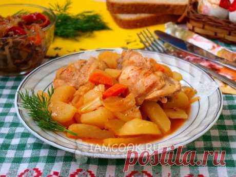 Жаркое из кролика — рецепт с фото. Как приготовить жаркое из кролика с картошкой?