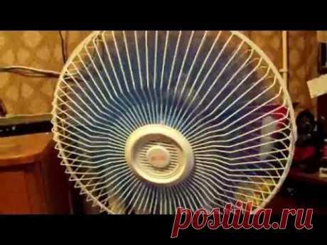 La lubricación del ventilador de suelo