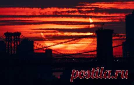 Солнечное затмение - фото 1 из 9