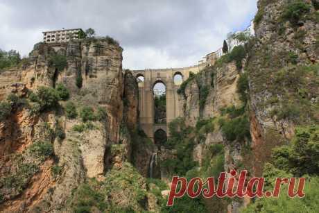 Город Ронда - Испания