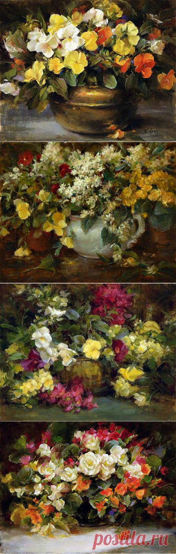 Стефани Бёрдсол,1952г.р.- американская художница.