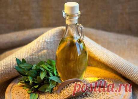 Горчичное масло для лица и тела. Как применять. Противопоказания
