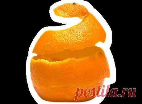 """""""Апельсиновая корка"""" - ритуал для похудения - Страна Фантазия - исполнение желаний"""