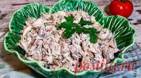 Рецепты салатов. Простые и вкусные салаты на скорую руку с фото
