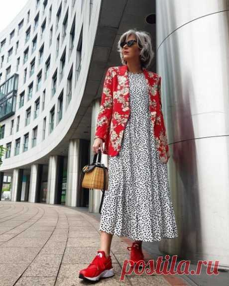 5 стильных вещей, которые можете носить вы, ваша мама и даже бабушка | Прощай, шпилька! | Яндекс Дзен