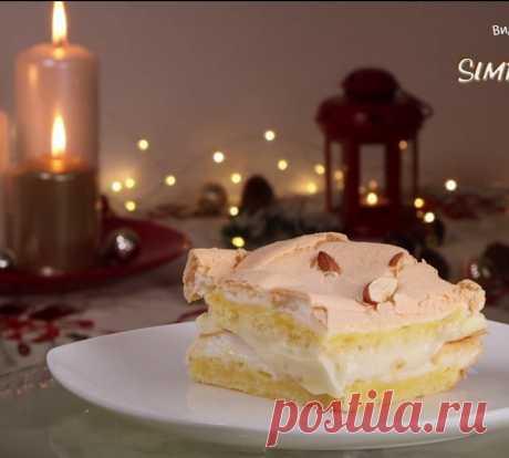 Норвежский торт - это самый вкусный торт в мире, и не удивительно!