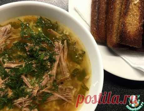 Харчо лёгкий – кулинарный рецепт