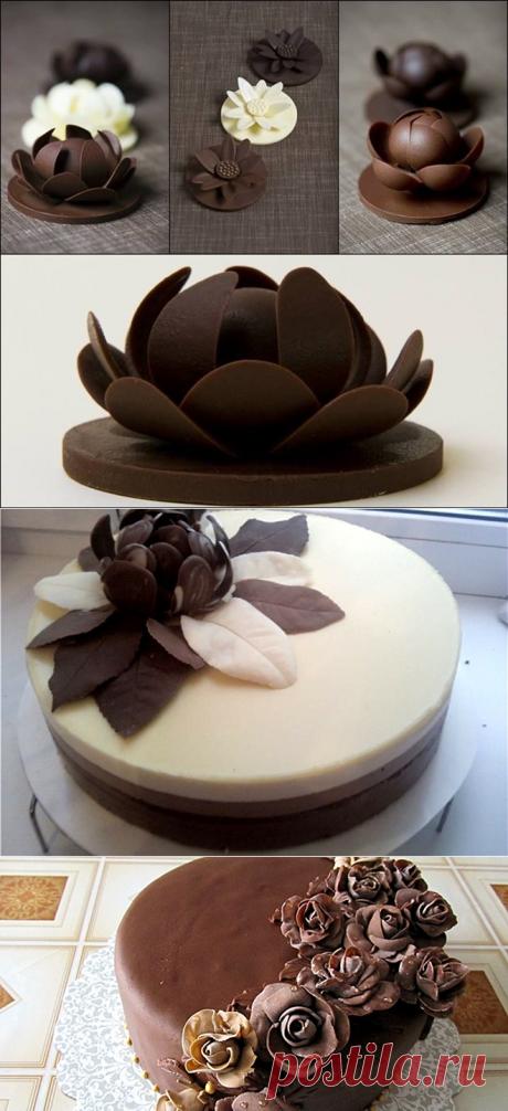 Рецепты шоколадной мастики: медовая, шоколадная, с маршмеллоу