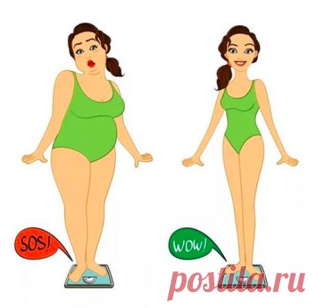 Если Вы решили похудеть, одного решения мало. Нужно действовать! Поэтапное действие. Доведение до результата.