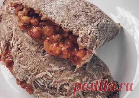 (3) Пирожки на яблочной основе🥐 - пошаговый рецепт с фото. Автор рецепта kozhanchikk . - Cookpad
