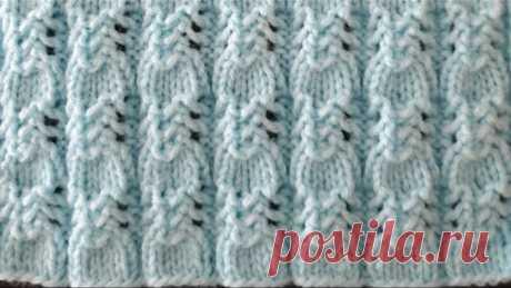 Ajurlu burgu modeli #Knitting Pattern babies,kids