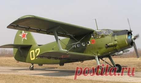 An-2: a legendary biplane which is able to fly a tail forward