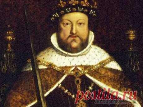 10 удивительных фактов о Генрихе VIII Короля Генриха VIII можно назвать самым известным правителем Англии. О нём снято много фильмов, телепередач, написано много книг, он прославился тучностью, страстью к обезглавливанию и женитьбе (за 38...