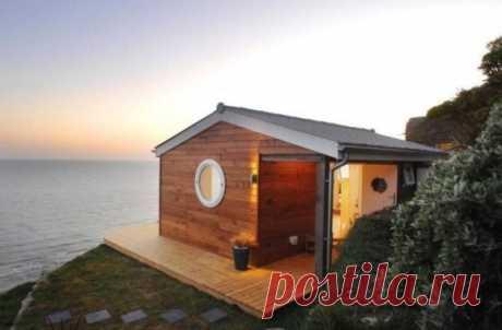 Загородный дом на 30 квадратах: не мечта, а реальность