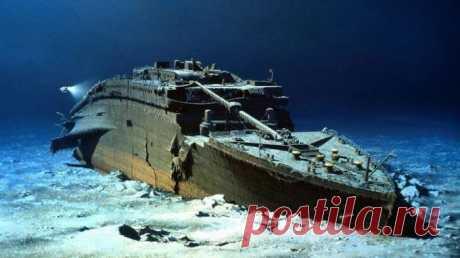 Попытки поднять затонувший «Титаник» - Нет скуки.ру - Более 100 лет назад, в ночь с 14 на 15 апреля 1912 года, произошла одна из крупнейших в истории человечества морских трагедий. После столкновения с огромным айсбергом, на дно Атлантического океана погрузился пассажирский лайнер «Титаник», который считался чудом мирового кораблестроения. Конструкторы уверяли, что...