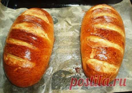 La barra de pan de casa