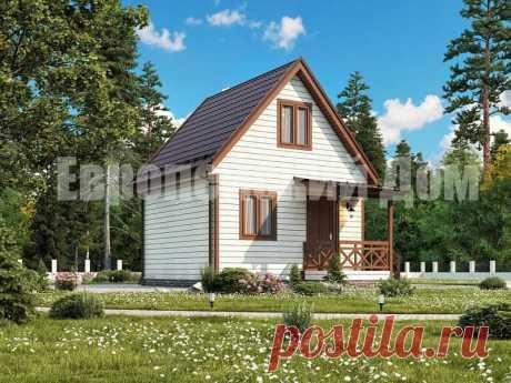 Проект Уютный Дом - 5046   Построить, цена, отзывы