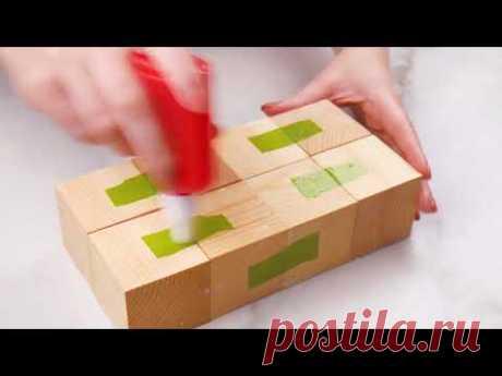 DIY Photo Cube: Great Gift Idea - How to Make Folding Photo Cube (Magic Photo Cube)