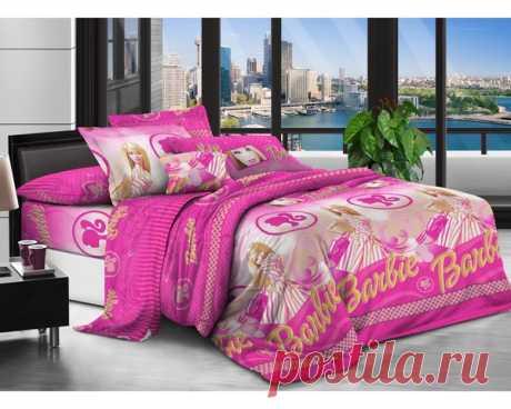 купить комплект постельного белья Слим-сатин B-188 простыня 150х210, пододеяльник 147х210, наволочка 70х70- 2шт