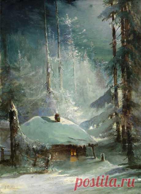Саврасов Алексей Кондратьевич - (1830-1897): krambambyly — ЖЖ