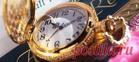 Золотая минута суток | Блог Счастья!