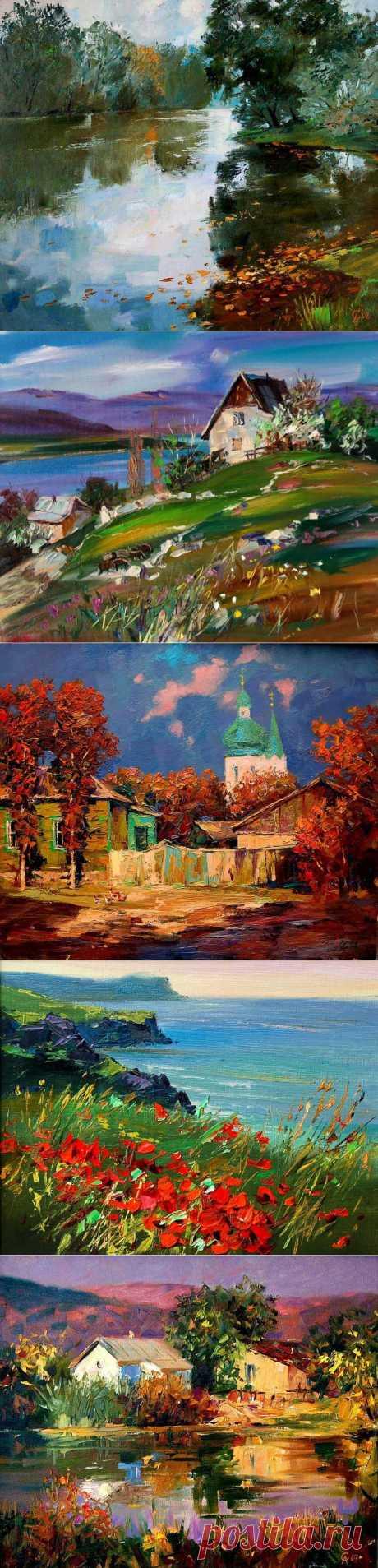 Творчество художника А.Спольского