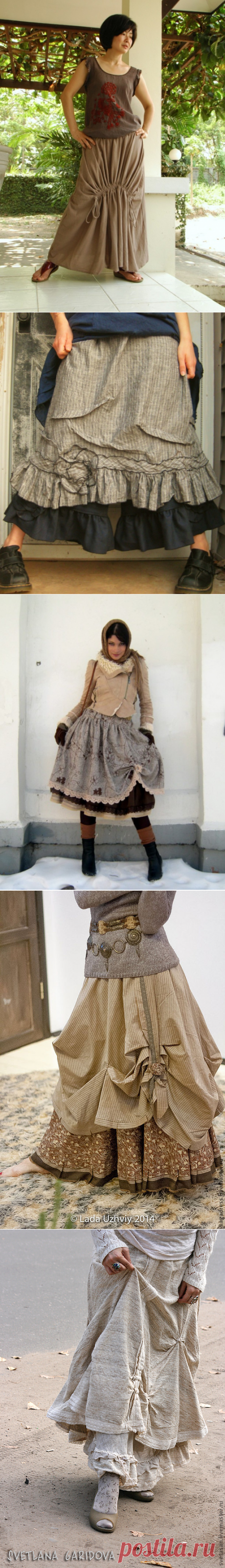 37 ideas for a skirt in bokho style - To wizard