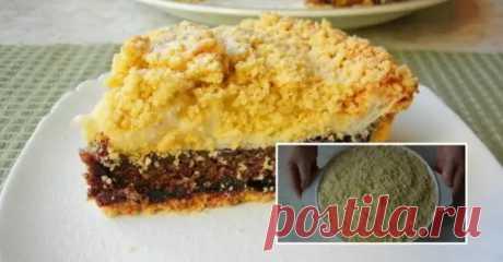 Пирог как торт «Арлекин» - БУДЕТ ВКУСНО! - медиаплатформа МирТесен