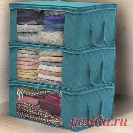 519.12руб. 66% СКИДКА|3 шт. одежда Стёганое Одеяло сумка для хранения шкаф для одеял органайзер для свитера деревянный ящик сортировки мешки шкаф для одежды шкаф контейнер для дома и путешествий|Сумки для вещей|   | АлиЭкспресс Покупай умнее, живи веселее! Aliexpress.com