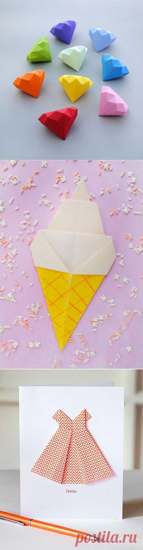 Интересный сайт, с множеством моделей оригами