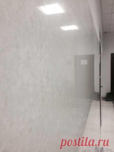 Полировка стен из мрамора реставрация