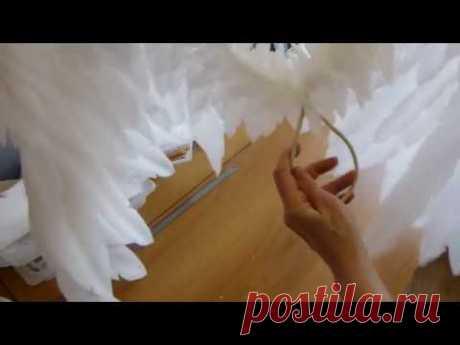 МК крылья Ангела Часть 2