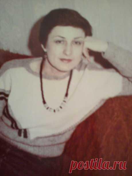 Валентина Рыгова (Арцыбасова)