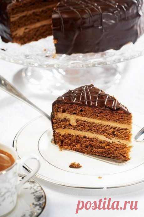 ТОР - 8 Сладких вкусных домашних тортов | Школа шеф-повара