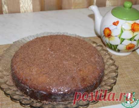 Быстрый пирог к чаю – кулинарный рецепт
