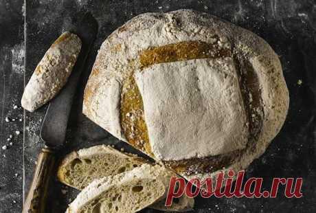 La levadura para el pan casero