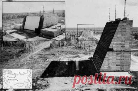 Енисейск-15: заброшенный советский военный объект | Видео дня