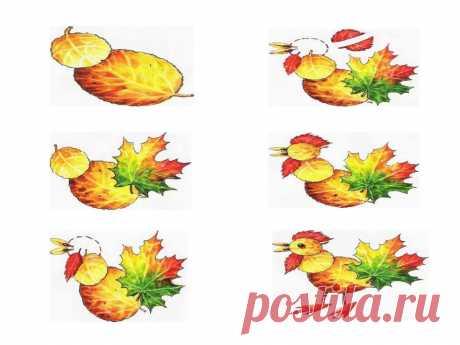 лебеди из осенних листьев: 7 тыс изображений найдено в Яндекс.Картинках