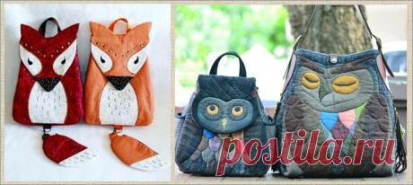 100 разных и просто великолепных лоскутных сумок для разглядывания и получения эстетического удовольствия