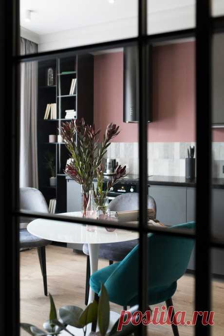 5 очень красивых квартир, в которых напольное покрытие – ламинат | Рекомендательная система Пульс Mail.ru