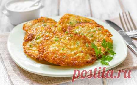 ДРАНИКИ: ТОП-5 САМЫХ ЛУЧШИХ РЕЦЕПТОВ | Самые вкусные кулинарные рецепты