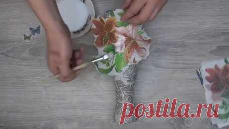31 идея, как сделать вазу своими руками!