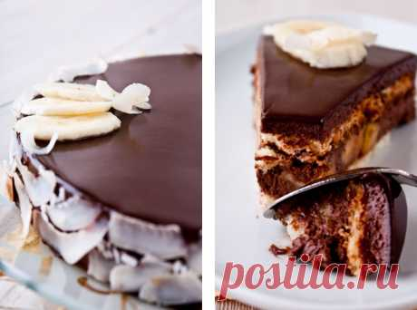 "Торт ""Криольо"" - My recipe book"