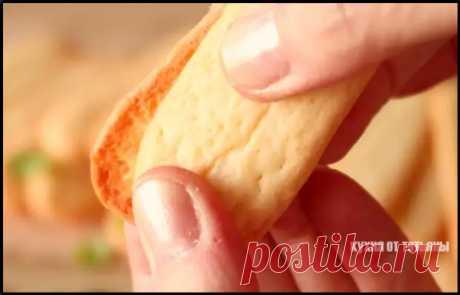 Хрустящие язычки: простой рецепт вкусного печенья к чаю, которое готовится за 7-8 минут! - Ваши любимые рецепты - медиаплатформа МирТесен