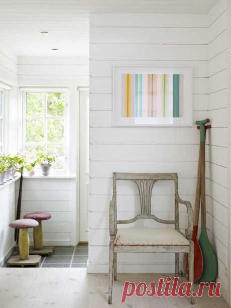 Отделка деревянного дома — 255 фото лучших материалов и идей дизайна | KeFLine